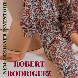 New Robert Rodriguez Ready to Wear listing NOW